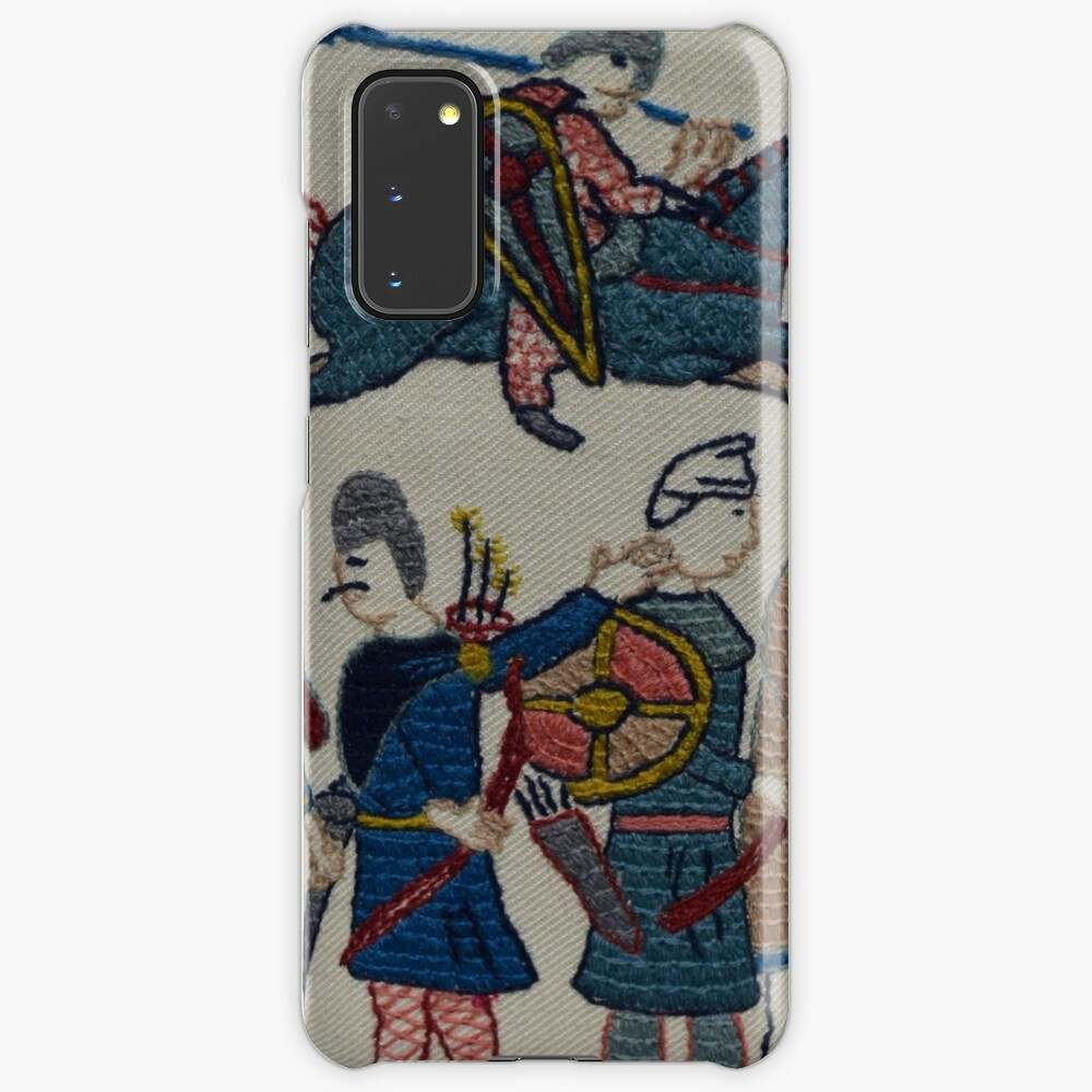 Riders and walkers Case & Skin for Samsung Galaxy