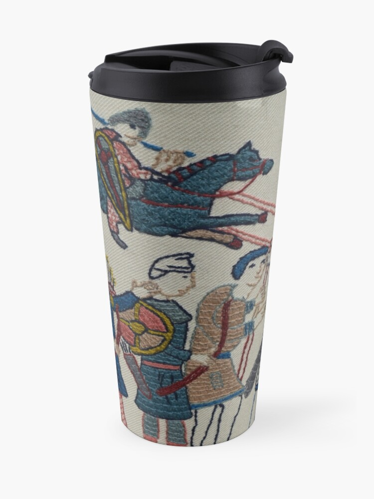 Alternate view of Riders and walkers Travel Mug