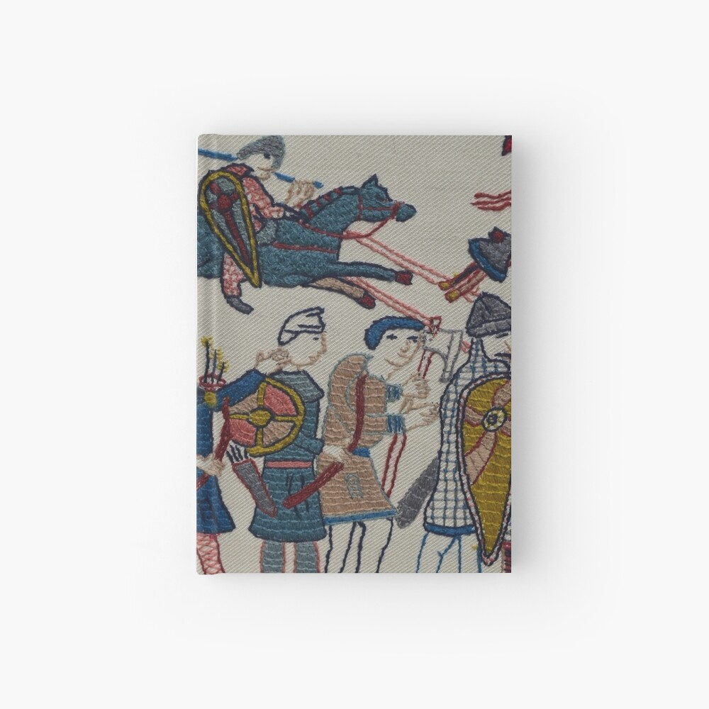 Riders and walkers Hardcover Journal