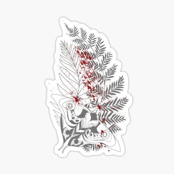 Ellie's tatoo Sticker