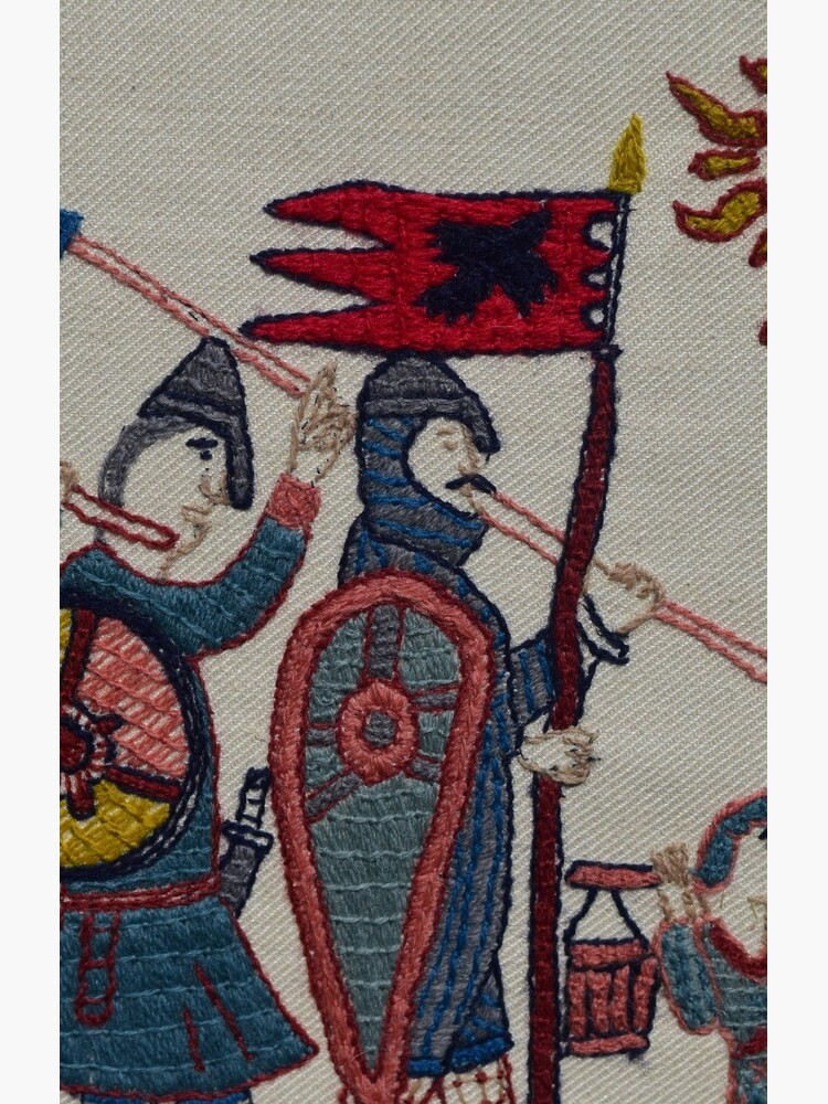 Marching to Stamford Bridge by SBTapestry