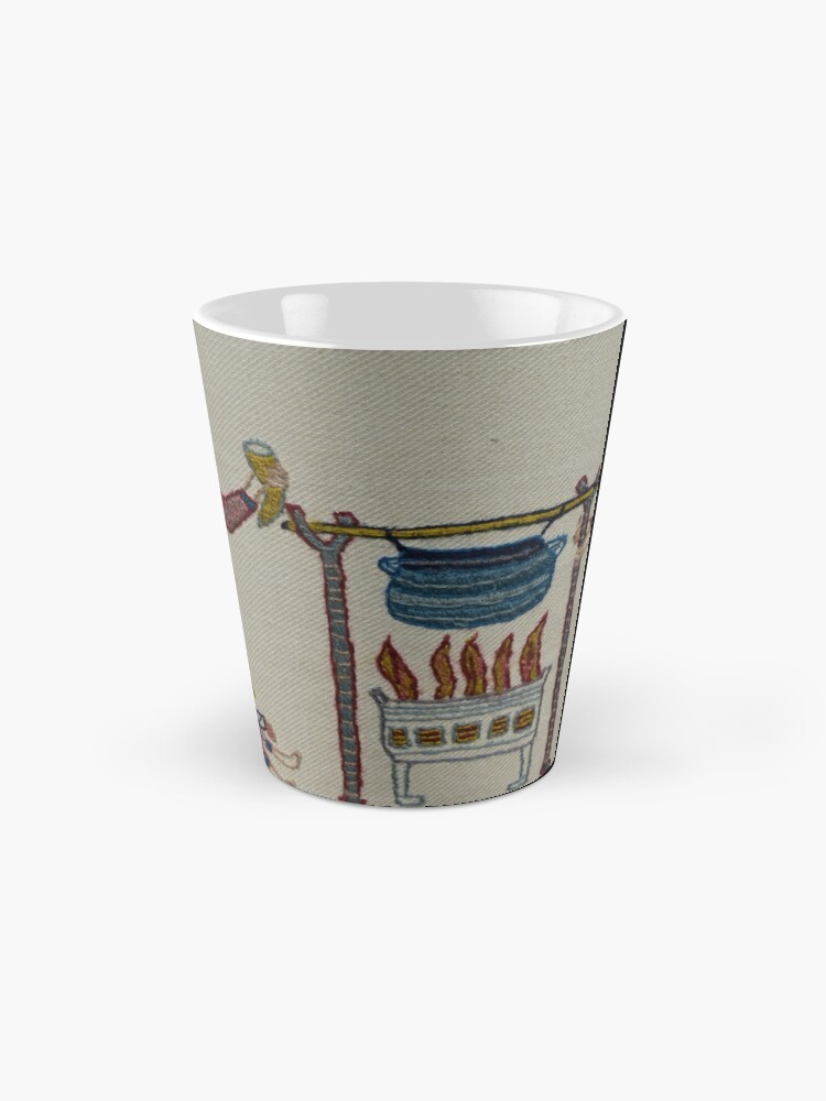 Alternate view of Cooking for the troops Mug