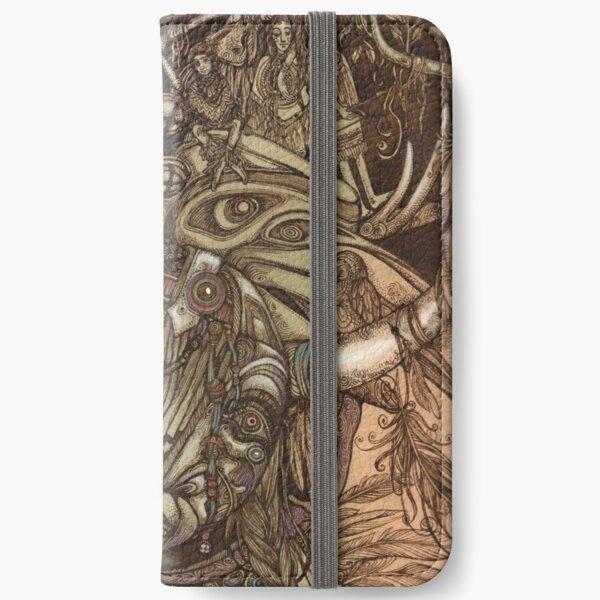 Spirit iPhone Wallet