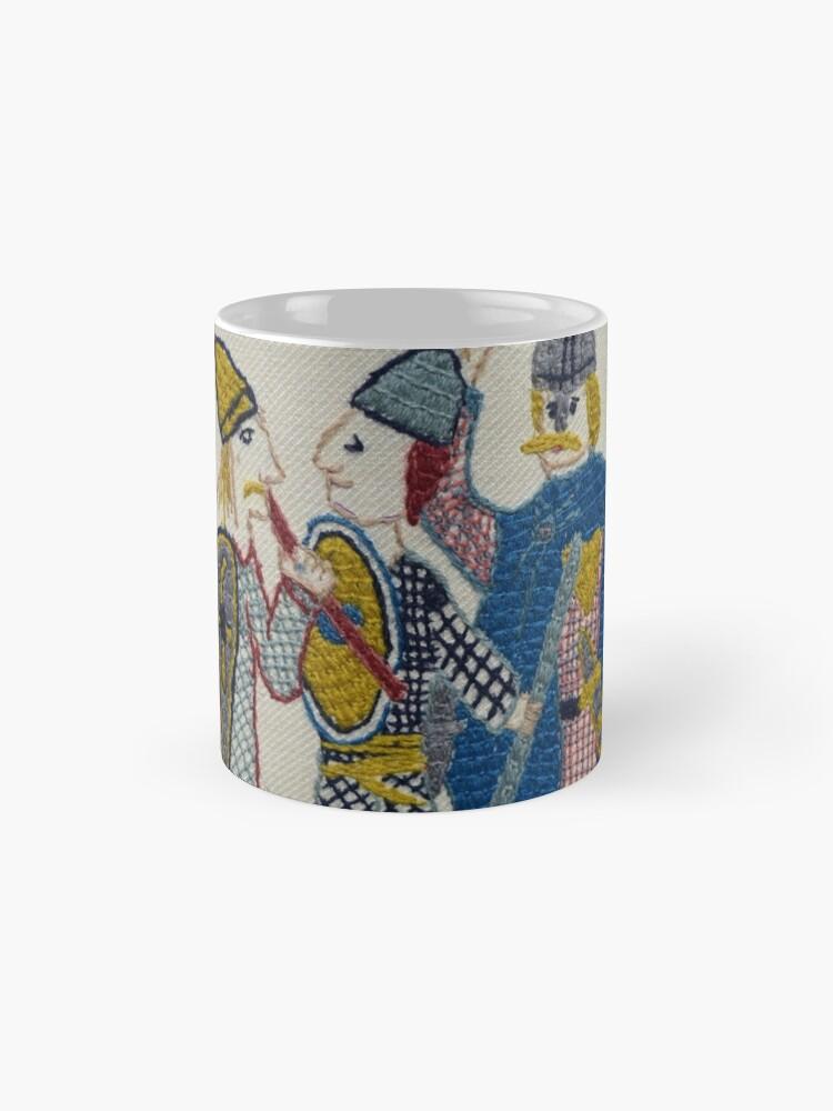 Alternate view of Viking huddle Mug