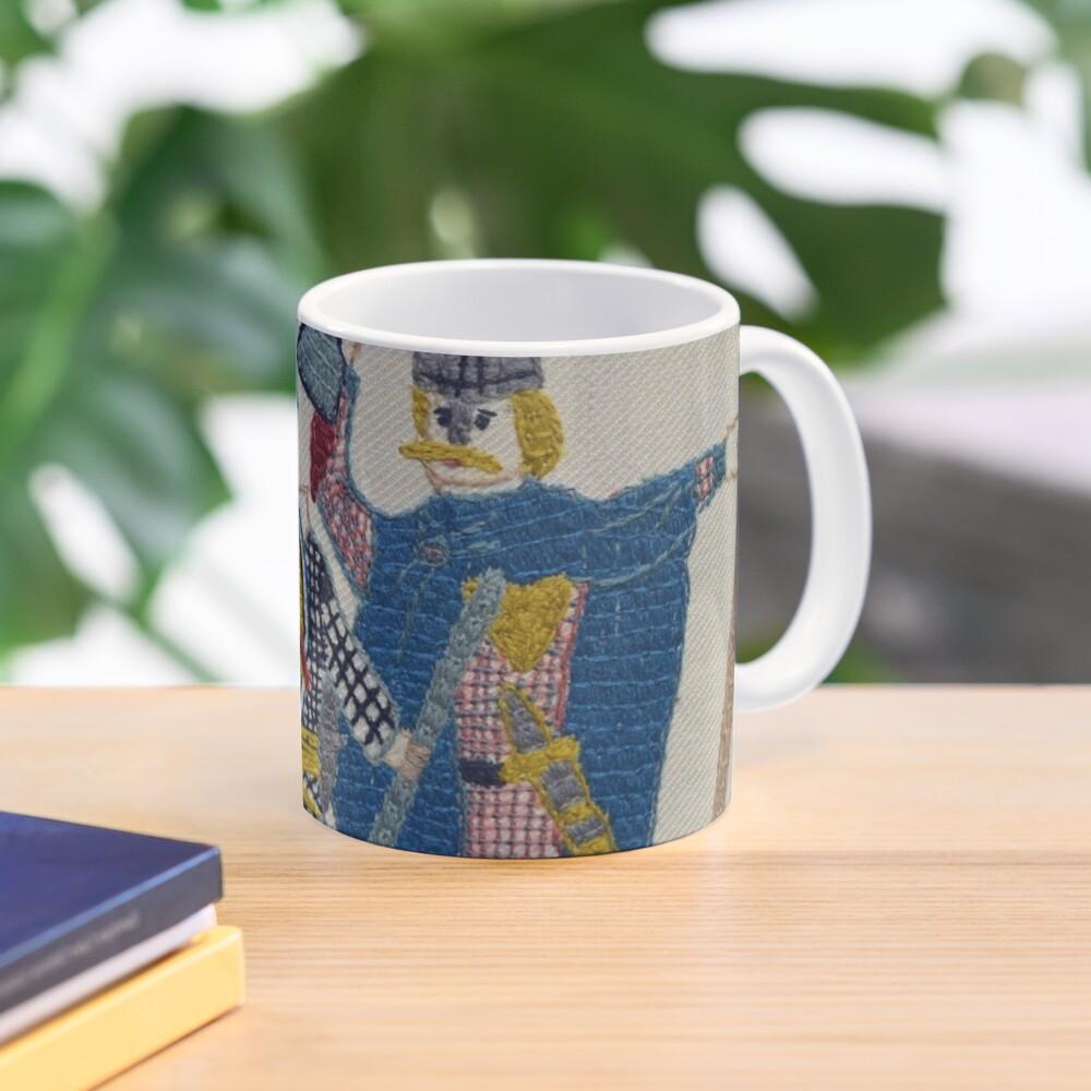 Viking huddle Mug