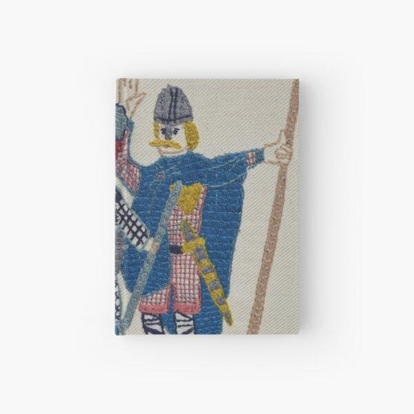 Viking huddle Hardcover Journal