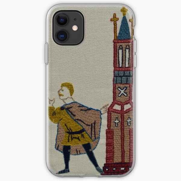 Tower lookout iPhone Soft Case