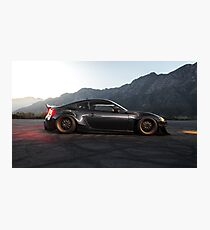 Boosted Rocket Bunny FRS  Photographic Print