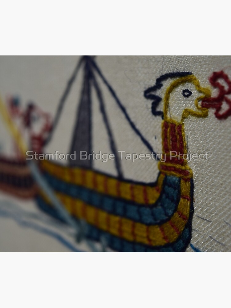 Viking ship by SBTapestry