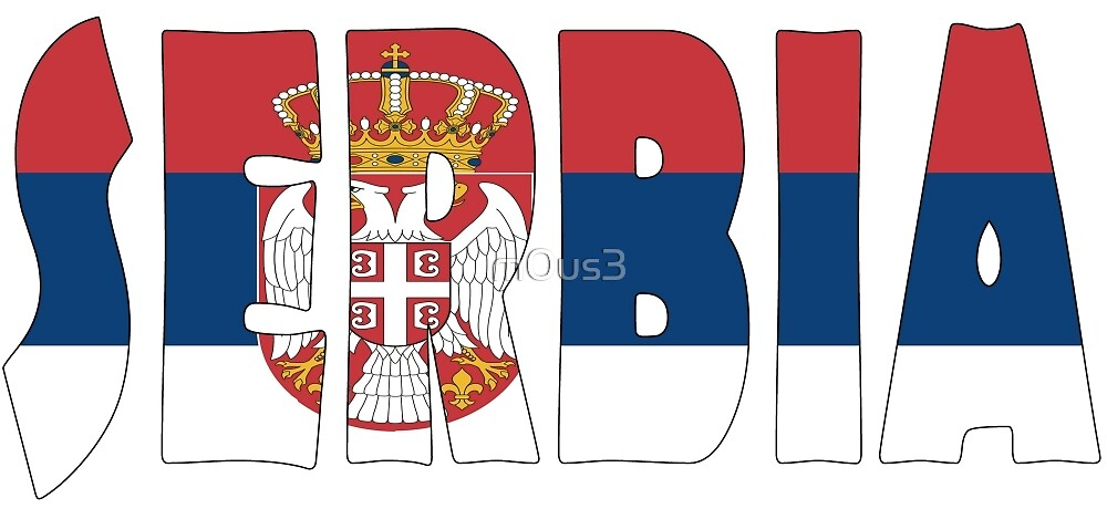 Serbia by m0us3