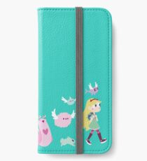 Star vs. the Forces of Evil Walk iPhone Wallet/Case/Skin