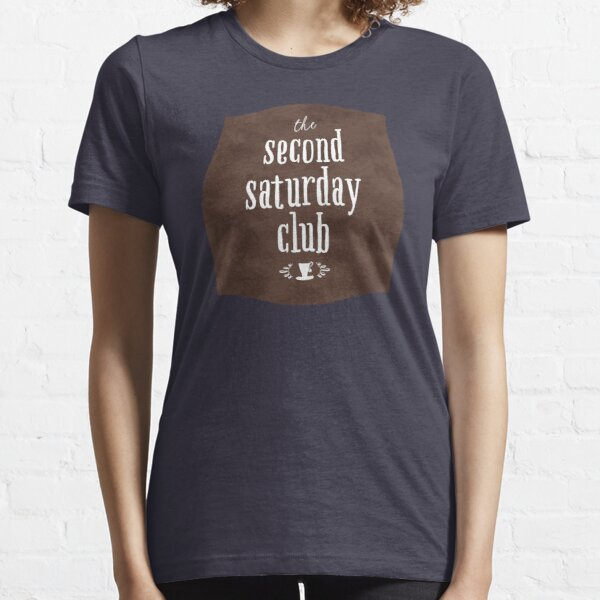 Second Saturday Club Essential T-Shirt
