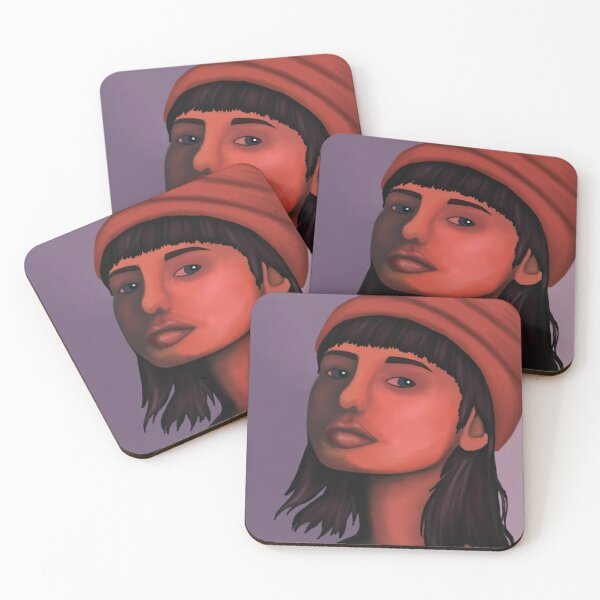 I've run out of Bananas  Coasters (Set of 4)
