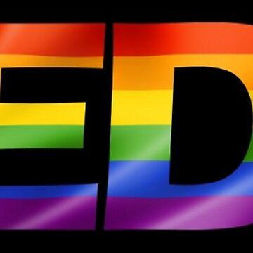 Rainbow Heda by ruland