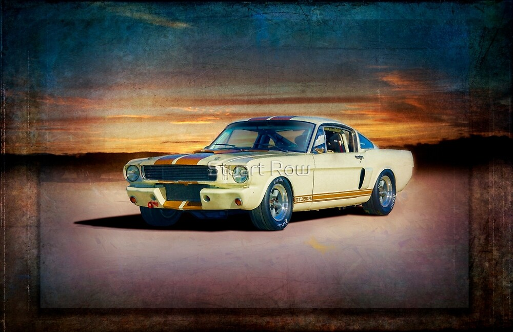 1966 Shelby GT350H by Stuart Row