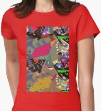 TROPICAL UTOPIA 1 Womens Fitted T-Shirt