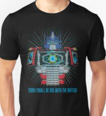 One with the Matrix Unisex T-Shirt