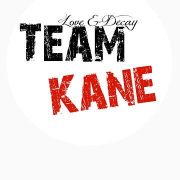 Team Kane Sticker by realitysabotage