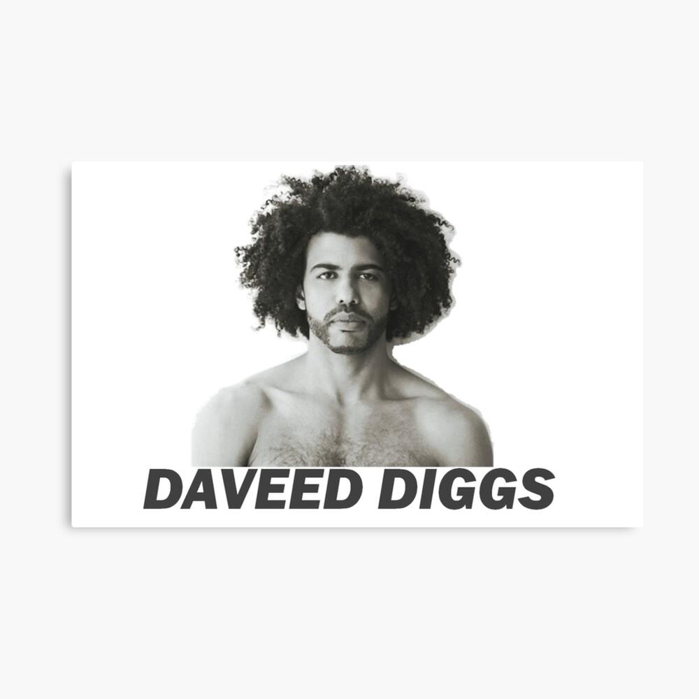Daveed Diggs Lienzo