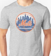 Mets (gray) Unisex T-Shirt