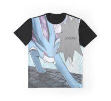 Suicune Manga Edit Graphic T-Shirt