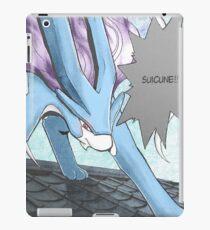 Suicune Manga Edit iPad Case/Skin