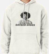 Sudadera con capucha Daveed Diggs