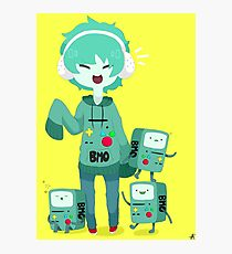 BMO Photographic Print