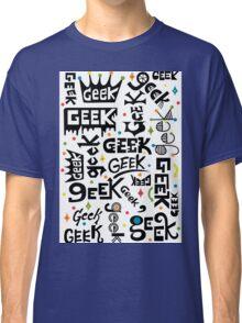 Geek Words Classic T-Shirt