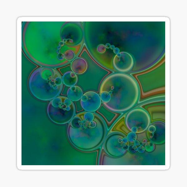 Celestial Spheres 4 Glossy Sticker