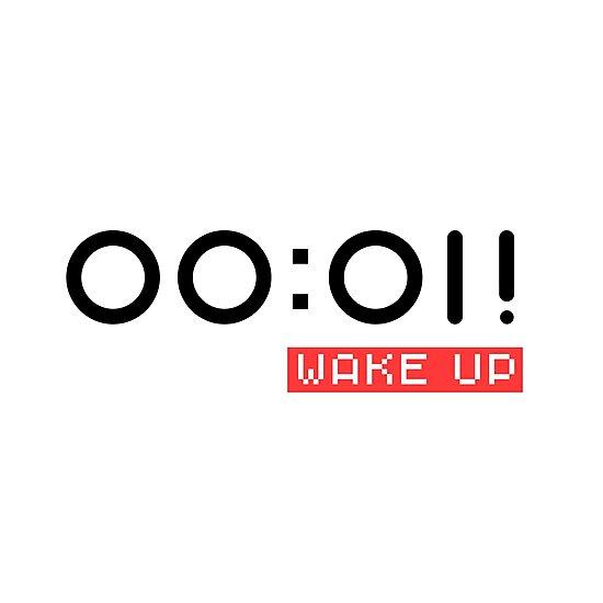 Wake Up! White + by sonyeondan