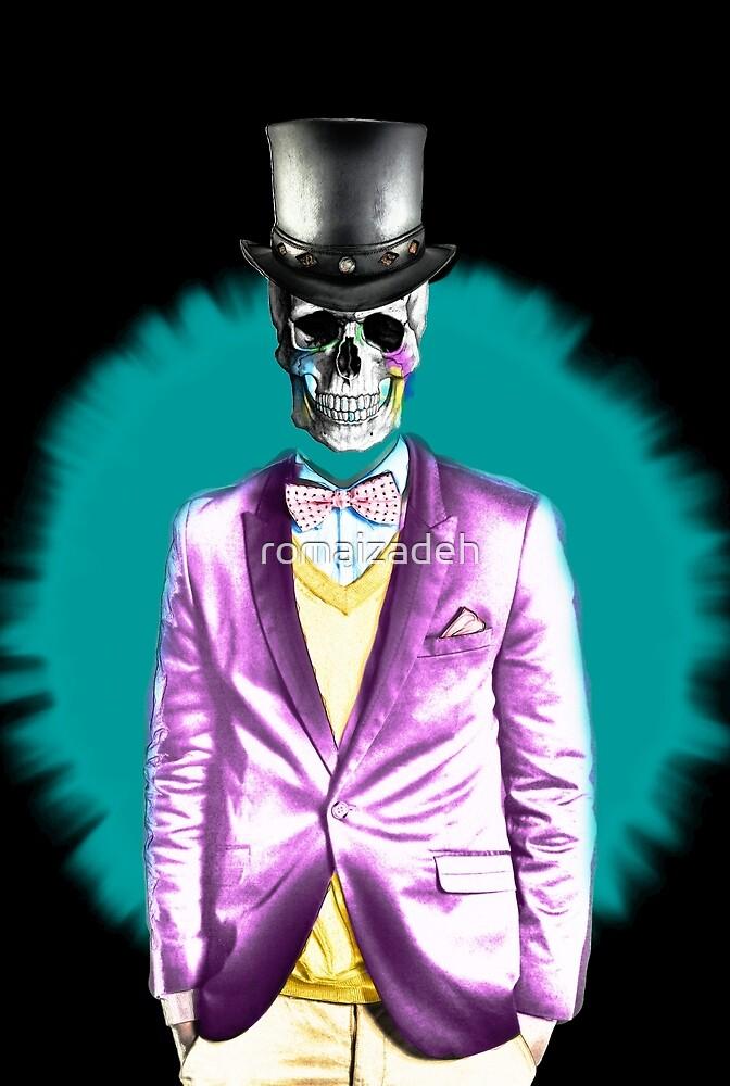 Skull by romaizadeh