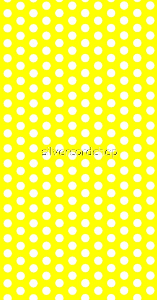 polka dots fever by silvercordchop