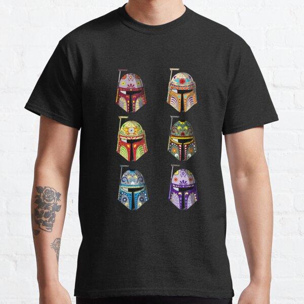 A Rainbow Of Mandos Gift Vertical Men Women Classic T-Shirt