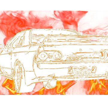 Nissan Skyline R32 by classicmerch