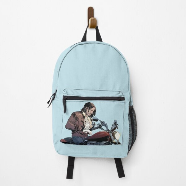 Bucky Barnes - Winter Soldier And Alpine Backpack