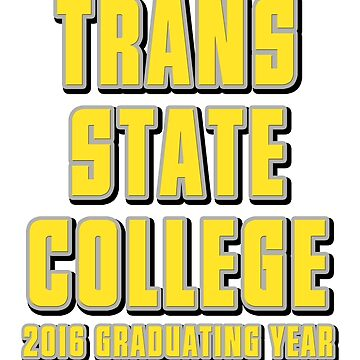 Trans College by illinformed