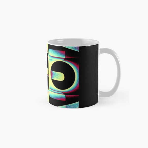 The Machine (Horizontal Variant) Classic Mug