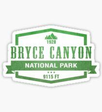 Bryce Canyon National Park, Utah Sticker