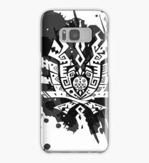 Monster Hunter logo Samsung Galaxy Case/Skin