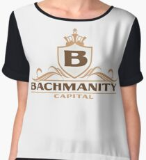 Bachmanity Capital Chiffon Top