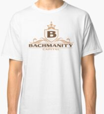 Bachmanity Capital Classic T-Shirt