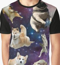 Spacedogs 2 Graphic T-Shirt