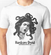 Hardcore-Medusa-White T-Shirt