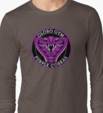 Globo Gym Purple Cobras Long Sleeve T-Shirt
