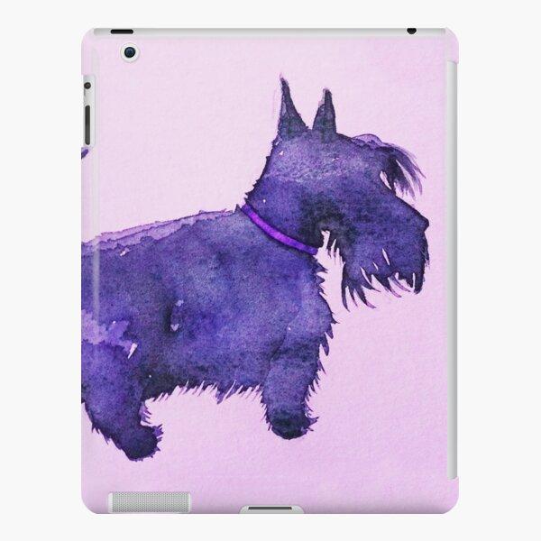 Scottie Watercolour ©BonniePortraits.com iPad Snap Case