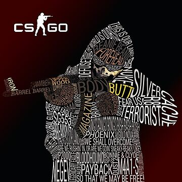 CsgoWordArt by 1Ups