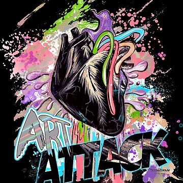 Art Attack by artbyamw