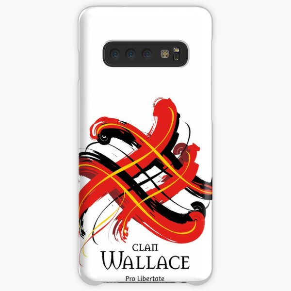 Clan Wallace  Samsung Galaxy Snap Case