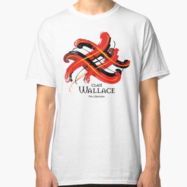 Clan Wallace  Classic T-Shirt